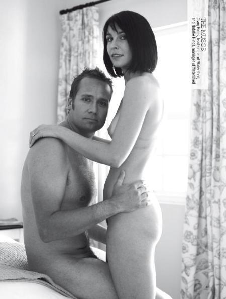 Natalie en Craig Hinds: Sy neem maklik die leiding en is sterk maar