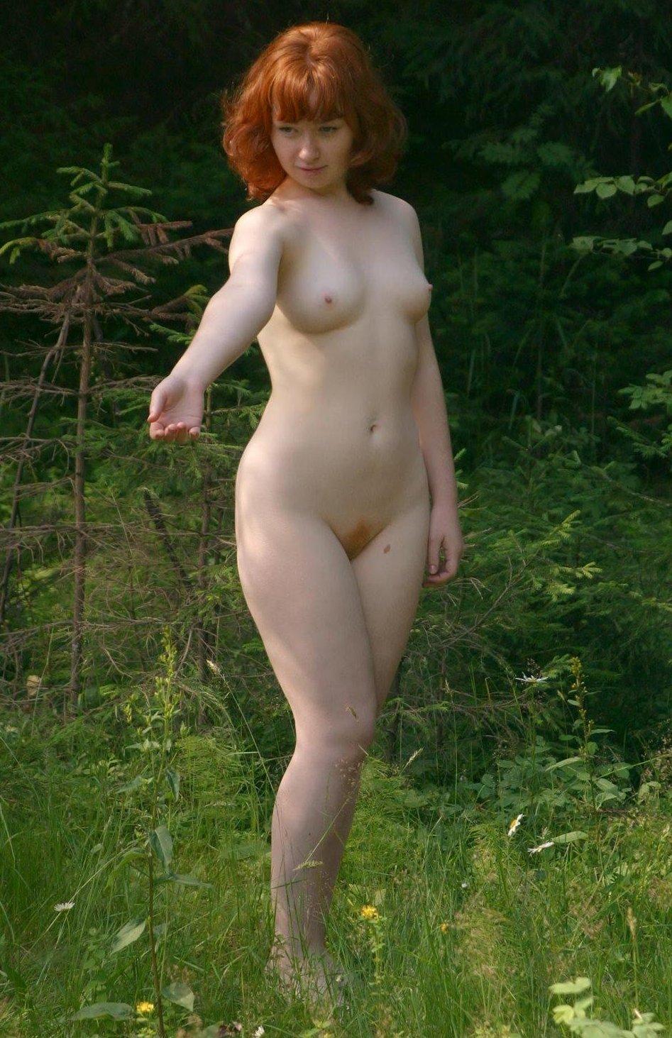 redhead-amateur-outdoors-kristin-ferry-bra